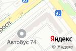 Схема проезда до компании АЛЛИГАТОР-ЗООЦЕНТР в Челябинске