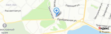 WashTec на карте Челябинска
