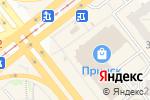 Схема проезда до компании Мадонна в Челябинске