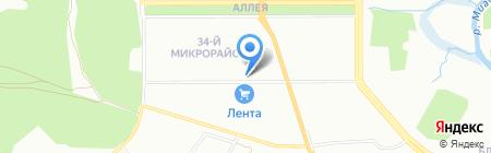 ЭнергоТехнологии на карте Челябинска