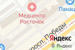 Схема проезда до компании Мясная лавка в Челябинске