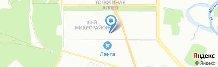 DIGITAL MARKETING на карте Челябинска