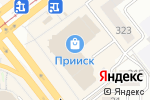 Схема проезда до компании Baby Boots в Челябинске