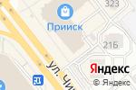 Схема проезда до компании ПРИОРИТЕТ в Челябинске