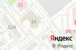 Схема проезда до компании Мегавет в Челябинске