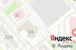 Схема проезда до компании Башмачник в Челябинске