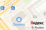 Схема проезда до компании Магазин масложировой продукции и сыра в Челябинске