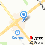 Lafei nier на карте Челябинска
