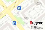 Схема проезда до компании Фармленд-Урал+ в Челябинске