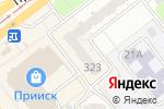 Схема проезда до компании Фаворит в Челябинске