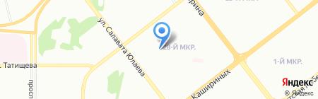 Гурман на карте Челябинска