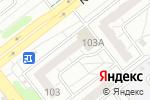Схема проезда до компании Инвест-Недвижимость в Челябинске