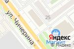 Схема проезда до компании VDS-Всё для сотовых в Челябинске