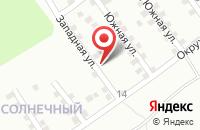Схема проезда до компании Тюсе в Челябинске
