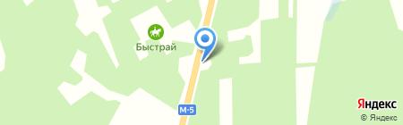 АЗС Сибнефть74 на карте Челябинска
