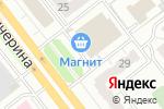 Схема проезда до компании Qiwi в Челябинске