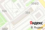 Схема проезда до компании Белорусский лен в Челябинске
