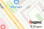 Схема проезда до компании Аппетитная птица в Челябинске