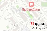 Схема проезда до компании Многопрофильная фирма в Челябинске