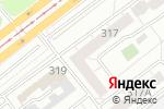 Схема проезда до компании Энджел в Челябинске