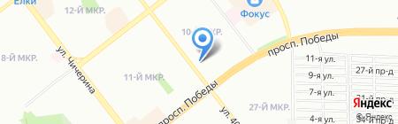 Kings beer на карте Челябинска