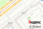 Схема проезда до компании Элетек в Челябинске