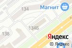 Схема проезда до компании В.М.С. Моторс в Челябинске