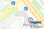 Схема проезда до компании Подсолнухи в Челябинске