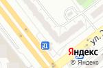 Схема проезда до компании СОВА в Челябинске