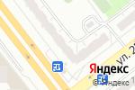 Схема проезда до компании Alexa в Челябинске