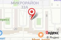 Схема проезда до компании Синтэкс в Челябинске