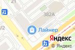 Схема проезда до компании Планета малыша в Челябинске