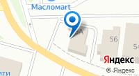 Компания Мебстиль на карте