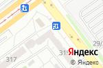 Схема проезда до компании Космодент в Челябинске