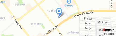 StudioDevil на карте Челябинска