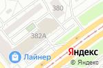 Схема проезда до компании Магнит в Челябинске