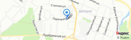 Детский сад №403 на карте Челябинска
