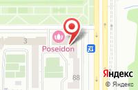 Схема проезда до компании Умница-Трейд в Челябинске