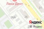 Схема проезда до компании ЭЛБИ в Челябинске