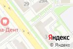 Схема проезда до компании Бельвидеръ в Челябинске