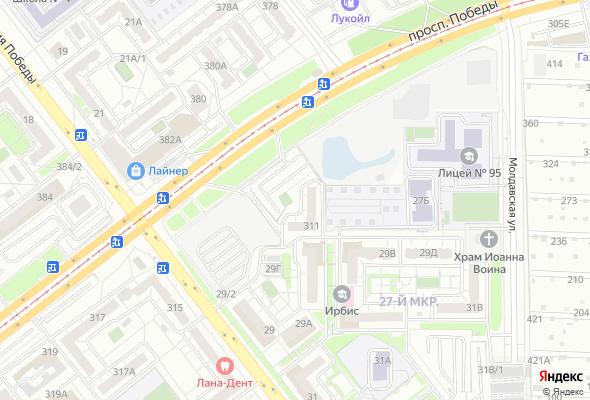 продажа квартир по ул. 40-летия Победы, 2.2(стр)