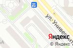 Схема проезда до компании Экодом в Челябинске