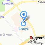 SмокинГ на карте Челябинска