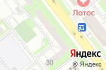 Схема проезда до компании Faberlic-Infinum в Челябинске