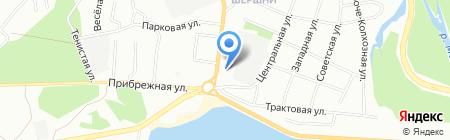 УРАЛОПТЭЛЕКТРОД на карте Челябинска