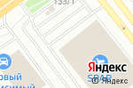 Схема проезда до компании Cyberplat в Челябинске