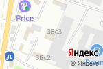 Схема проезда до компании СТРОЙДОМ в Челябинске