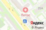 Схема проезда до компании PMgym в Челябинске