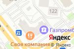Схема проезда до компании Деловой мир в Челябинске