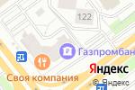 Схема проезда до компании Ок в Челябинске
